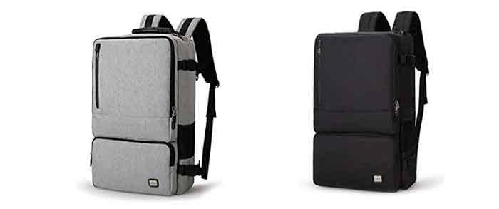 Se puede comprar en color gris y en color negro la mochila Mark Ryden ZEN