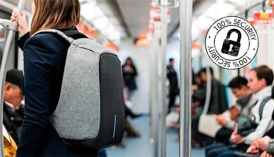 Las mejores mochilas antirrobo para comprar online